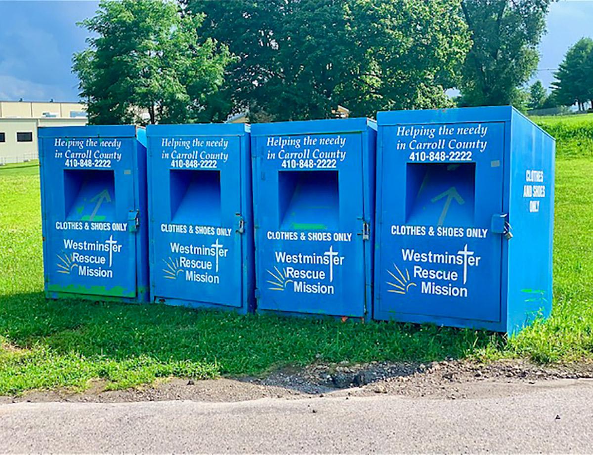 on-campus-blue-bins